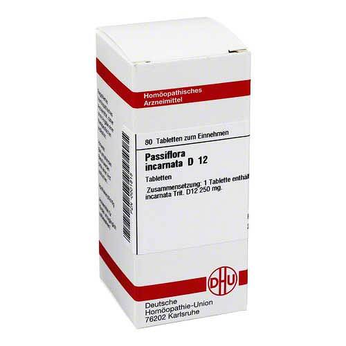 Passiflora incarnata D 12 Tabletten - 1