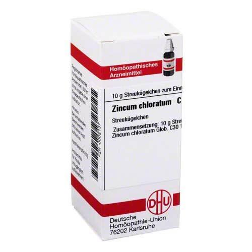 Zincum chloratum C 30 Globuli - 1