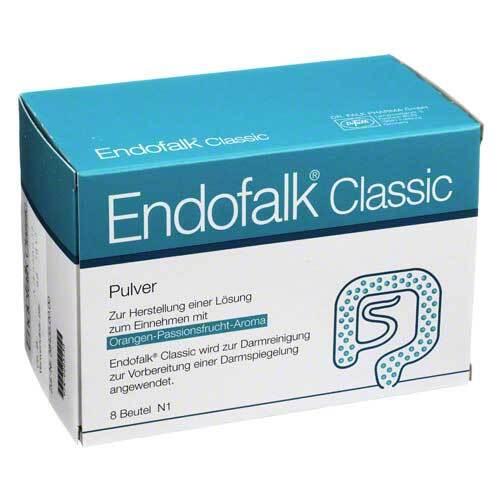 Endofalk Classic Pulver Beutel - 1