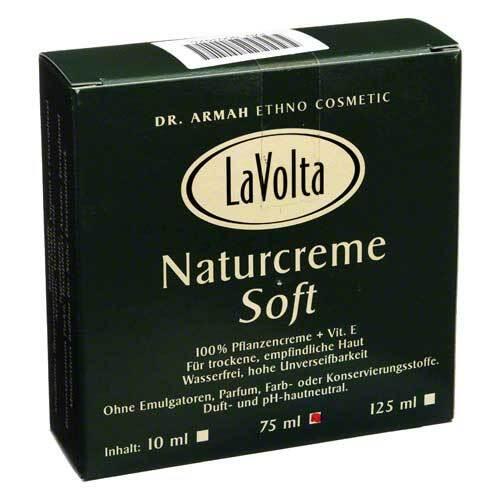 Lavolta Shea Naturcreme soft - 1