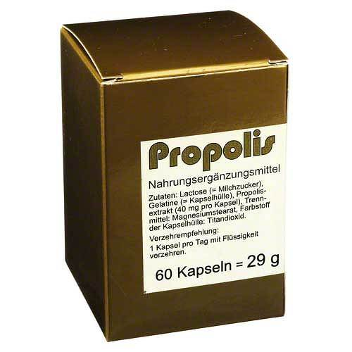 Propolis Kapseln - 1