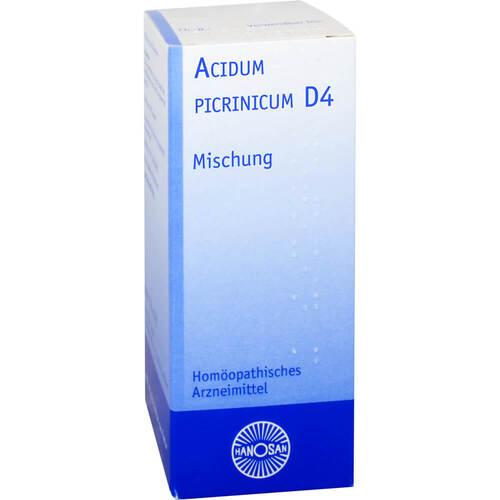 Acidum picrinicum D 4 Dilution - 1