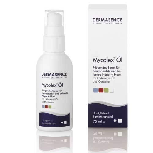 Dermasence Mycolex Spray - 1