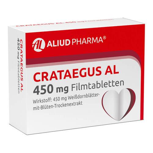 Crataegus AL 450 mg Filmtabletten - 1
