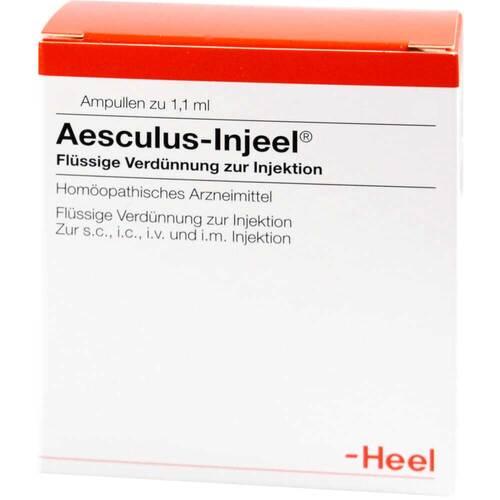 Aesculus Injeel Ampullen - 1