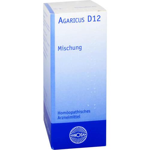 Agaricus D 12 Dilution - 1