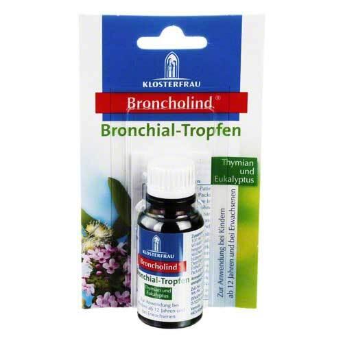 Broncholind Bronchial Tropfen - 1