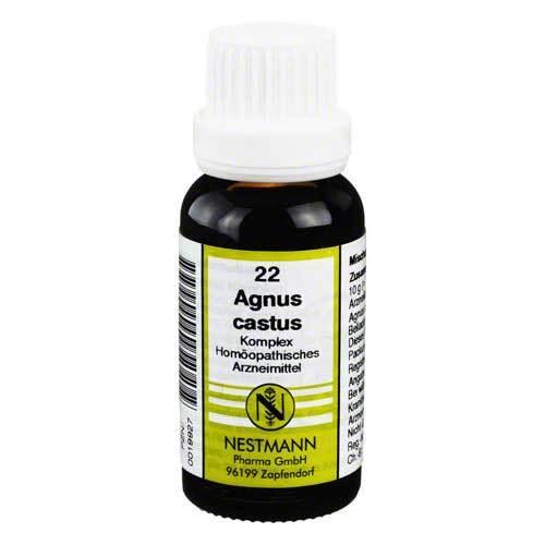 Agnus castus Komplex Nr. 22 Dilution - 1