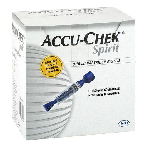 Accu Chek Spirit 3,15 ml Ampullen System - 1