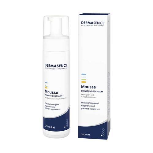 Dermasence Mousse Reinigungsschaum - 1
