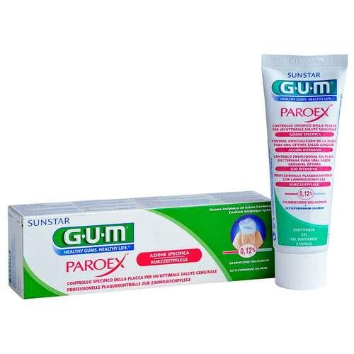 GUM Paroex 0,12% CHX Zahngel - 1