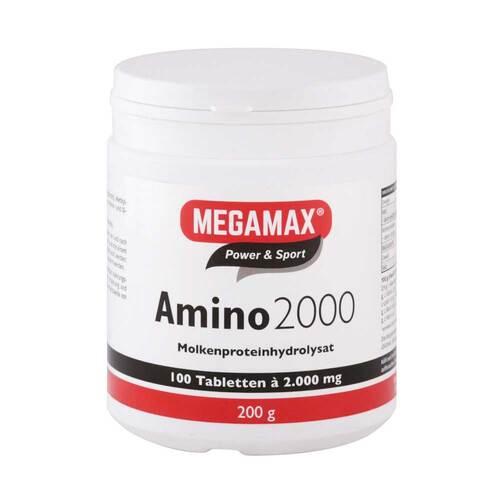 Amino 2000 Megamax Tabletten - 1