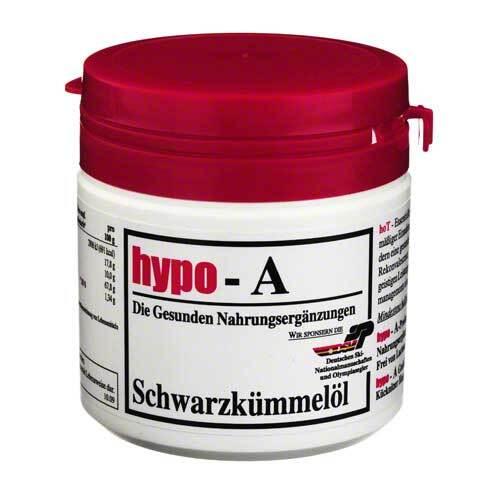 Hypo A Schwarzkümmelöl Kapseln - 1