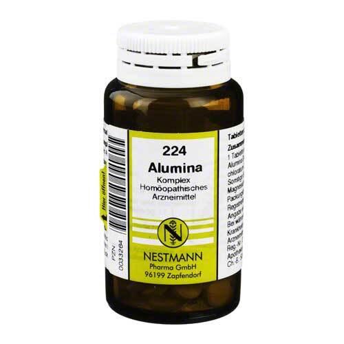 Alumina Komplex Nestmann Nr. 224 Tabletten - 1