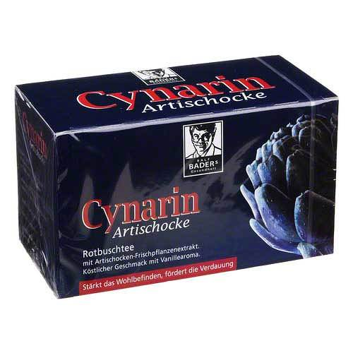 Cynarin Artischocke Filterbeutel - 1
