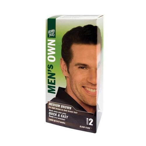 Mens Own medium brown Creme - 1