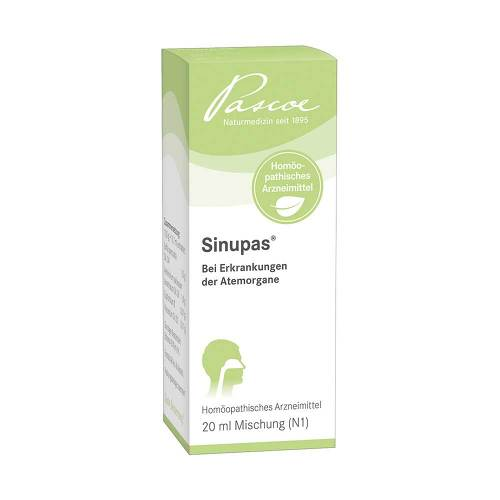 Sinupas Tropfen - 1