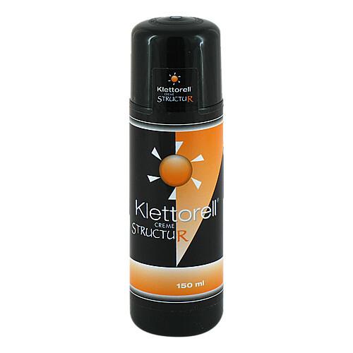 Klettorell Creme Structur - 1