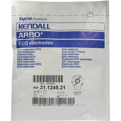 Elektroden Erwachsene / Päd.H124SG Druckk.Hydrog. - 1