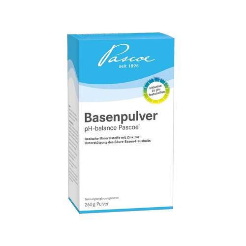 Basenpulver Pascoe - 1