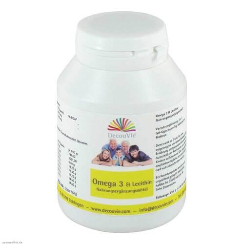 Omega 3 & Lecithin Kapseln - 1