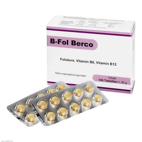 B Fol Berco Tabletten - 1
