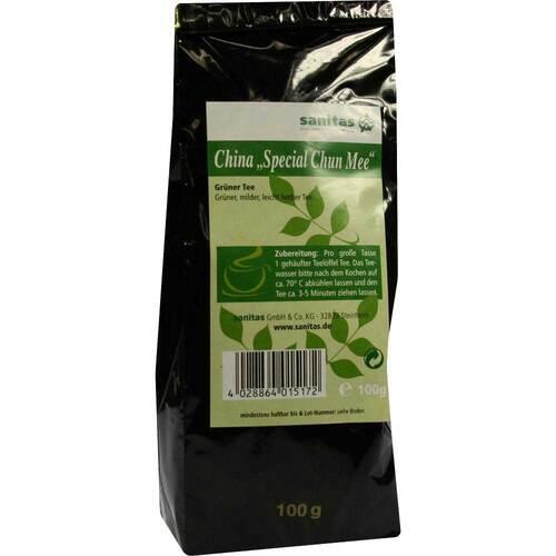 Grüner Tee China special Chun Mee - 1