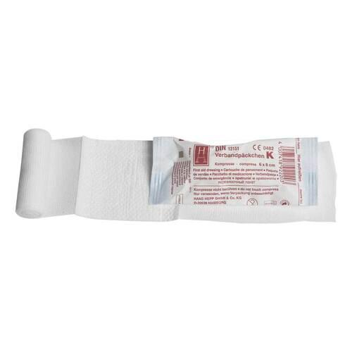 Verbandpäckchen nach DIN 13151 klein - 1
