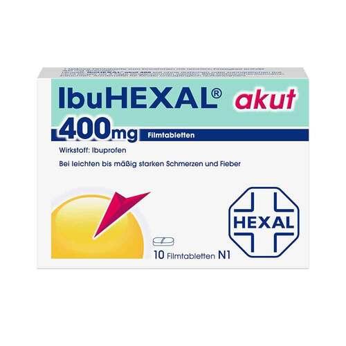 Ibuhexal akut 400 Filmtabletten - 1
