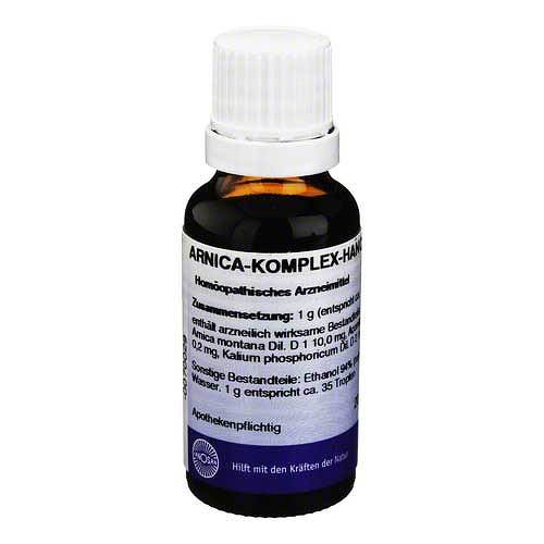 Arnica Komplex flüssig - 1