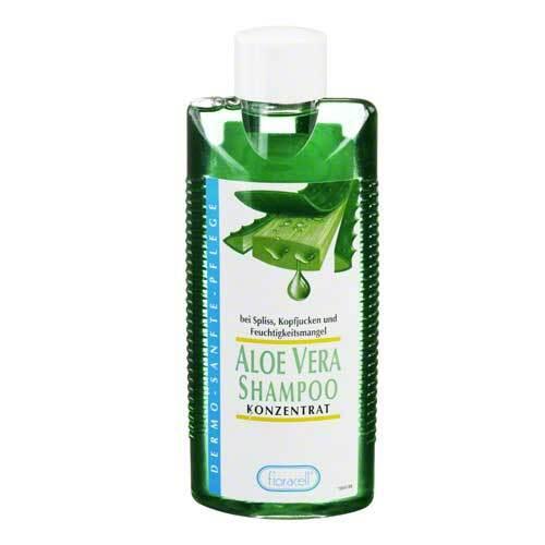 Aloe Vera Shampoo Floracell - 1