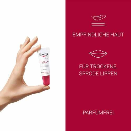 Eucerin Lip Repair Creme - 3
