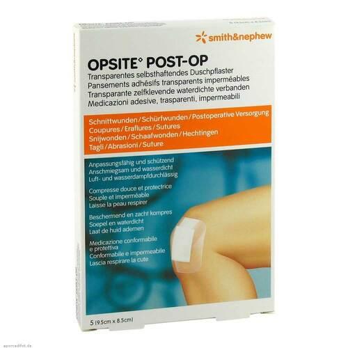Opsite Post OP 9,5x8,5cm Ver - 1