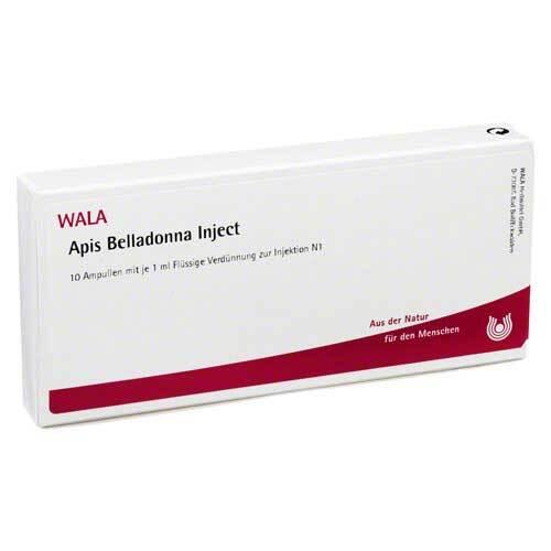 Apis Belladonna Inject Ampullen - 1