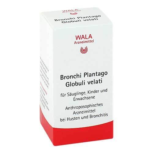 Bronchi Plantago Globuli velati - 2