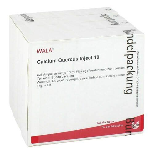 Calcium Quercus Inject Ampullen - 1