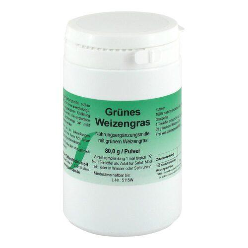 Weizengras Pulver - 1