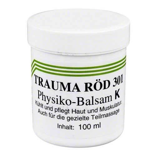 Trauma Röd 301 Physiko Balsam K - 1
