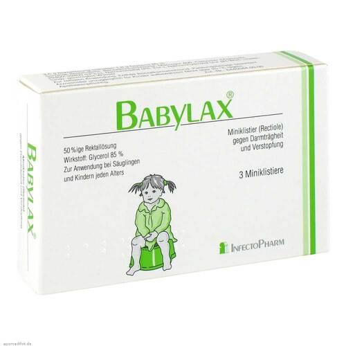 Babylax Klistier - 1