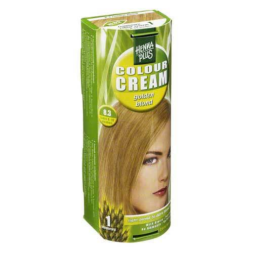 Hennaplus Colour Cream Golde - 1