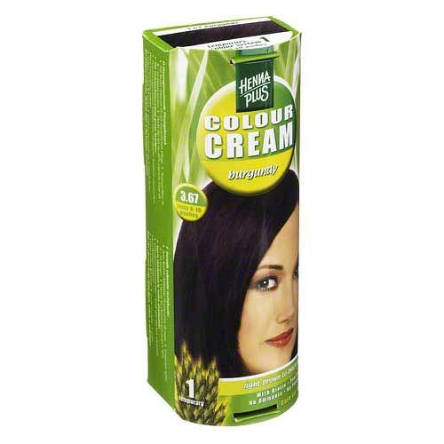 Hennaplus Colour Cream Burgu - 1