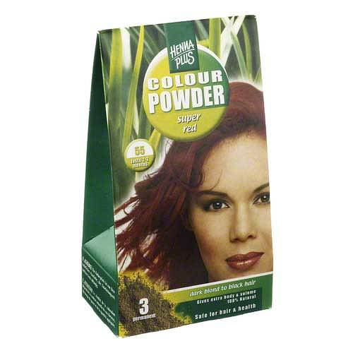 Hennaplus Colour Powder Supe - 1