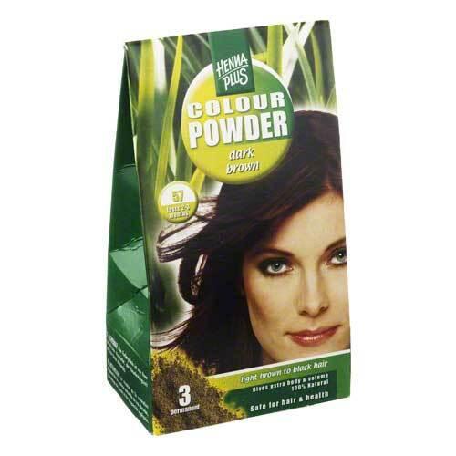 Hennaplus Colour Powder Dark - 1