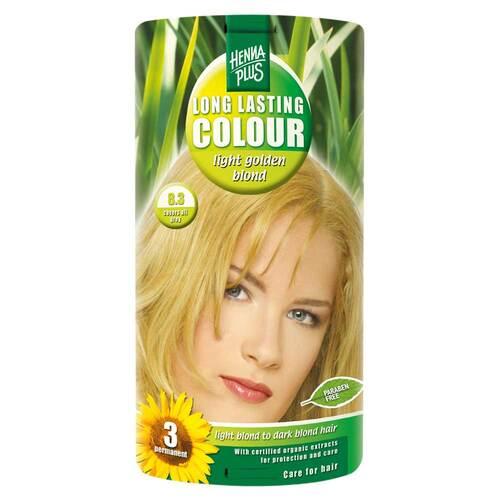 Hennaplus Long Lasting Light Golden Blond - 1