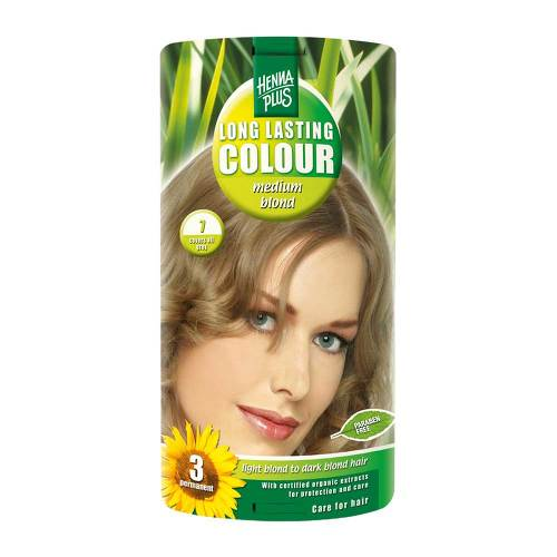 Hennaplus Long Lasting Medium Blond - 1