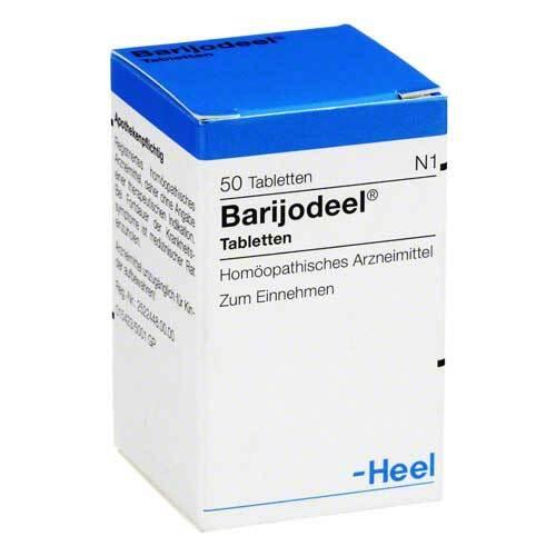 Barijodeel Tabletten - 1