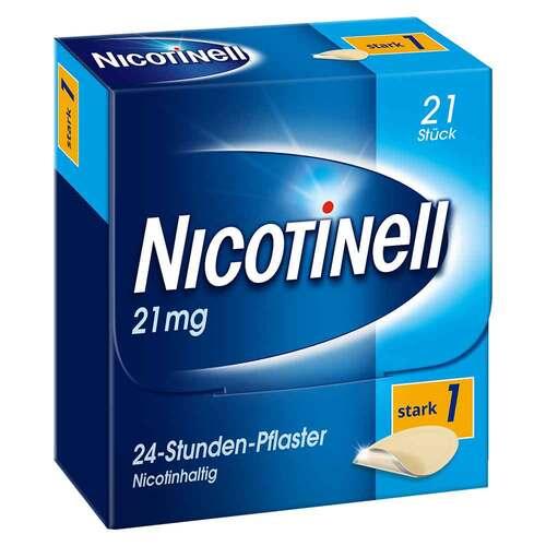 Nicotinell 21 mg 24-Stunden-Pflaster transdermal - 1