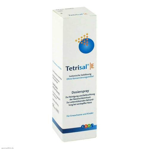 Tetrisal E Nasendosierspray - 1