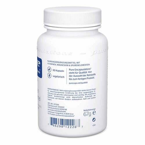 Pure Encapsulations Schwangerschafts-Formel Kapseln - 2