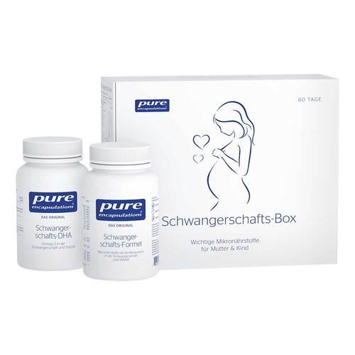 Pure Encapsulations Schwangerschafts-Box Kapseln - 1